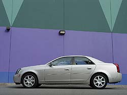 used vehicle review cadillac cts 2003 2007 page 2 of 2. Black Bedroom Furniture Sets. Home Design Ideas