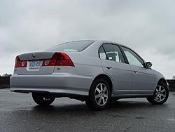 2004 Acura EL Touring