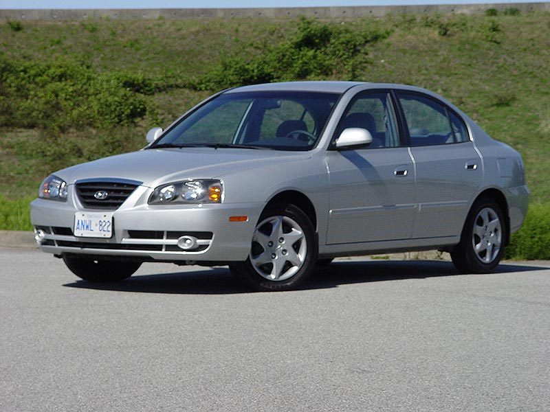 2006 hyundai elantra gls review