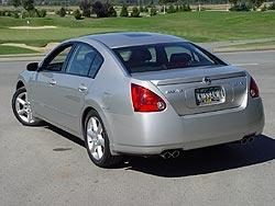 Perfect 2004 Nissan Maxima SE