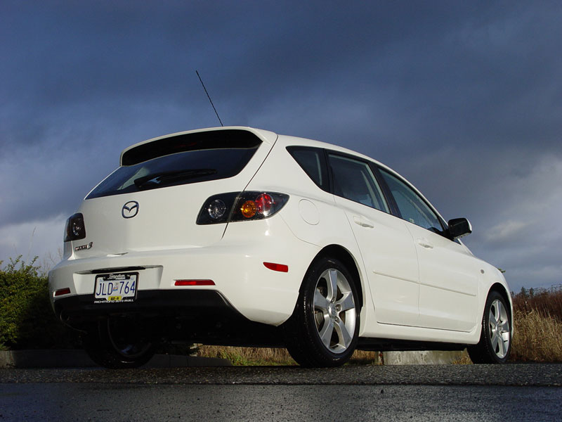 2004 Mazda3 Sport GT