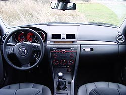 Test Drive: 2004 Mazda3 Sport GT car test drives mazda