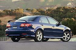 2004 Mazda6 GT V6