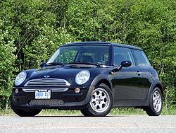 Test Drive: 2004 Mini Cooper Classic car test drives mini