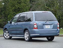 2004 Mazda MPV GT