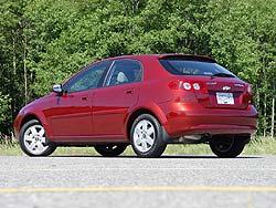 2004 Chevrolet Optra5 LS