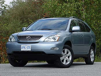 test drive 2004 lexus rx 330. Black Bedroom Furniture Sets. Home Design Ideas