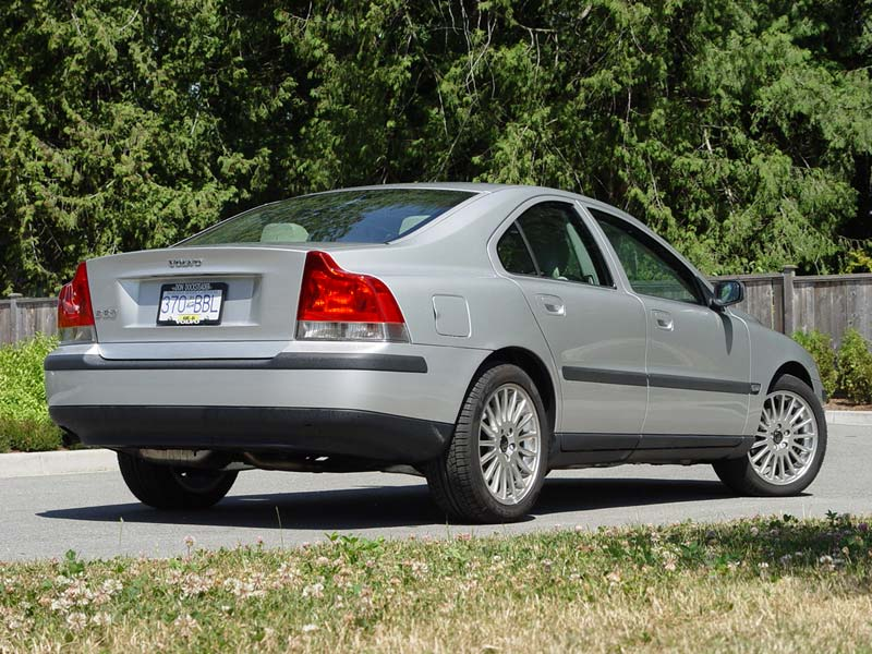 Car reviews volvo s60