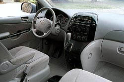 Used Vehicle Review: Toyota Sienna, 2004 2010 toyota