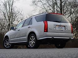 Test Drive 2004 Cadillac Srx V8 Awd Autos Ca
