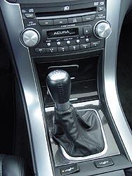 2004 Acura TL 6 speed