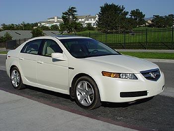 Test Drive 2004 Acura Tl Autos Ca