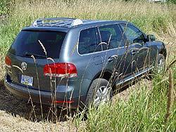 2004 VW Touareg