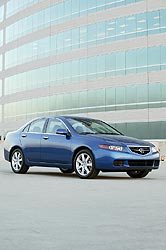 Test Drive: 2004 Acura TSX 5-speed automatic - Autos ca