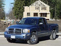 2005 Dodge Dakota Club Cab 4X4