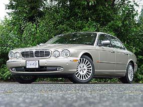 2005 Jaguar Vanden Plas
