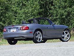 2005 Mazdaspeed MX-5 Miata