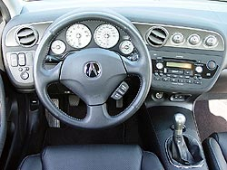 2005 Acura RSX Type S