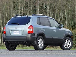 tucson 2009 fuel consumption