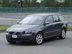 2005 Volvo V50 2.4i