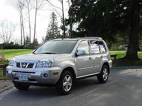 test drive 2005 nissan x trail le awd. Black Bedroom Furniture Sets. Home Design Ideas