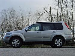 2005 Nissan X-Trail LE AWD