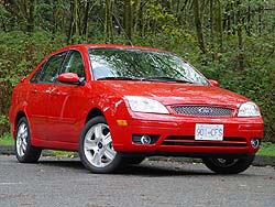 2005 Ford Focus ZX4 ST