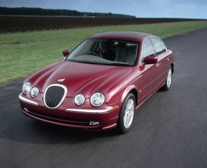 2000 S-Type Jaguar