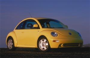 1999 VW New Beetle 1.8T