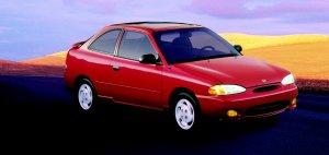 1999 Hyundai Accent GSi