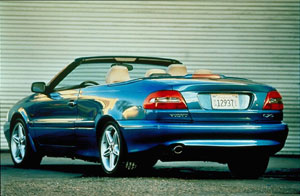 Test Drive: 1999 Volvo C-70 Convertible - Autos.ca