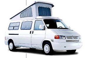 1999 Volkswagen Eurovan Winnebago Camper Van car test drives