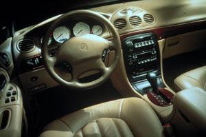 1999 Chrysler LHS Interior