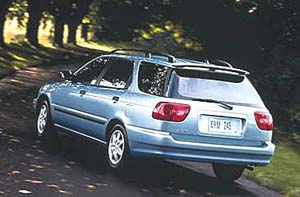 1999 Suzuki Esteem Wagon