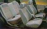 1999 Suzuki Esteem Wagaon - Interior