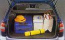 1999 Suzuki Esteem - Cargo area