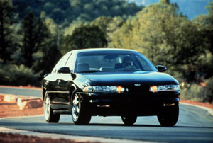 1999 Oldsmobile Intrigue 3.5