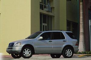1999 Mercedes-Benz ML430