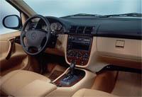 1999 Mercedes-Benz ML430 - Dash
