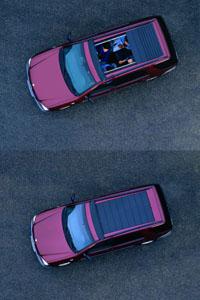 1999 Mercedes-Benz ML430 - Sky Roof Option