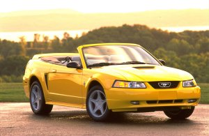 Test Drive: 1999 Ford Mustang Convertible car test drives ford