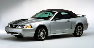 1999 Mustang 35th Anniversary Edition