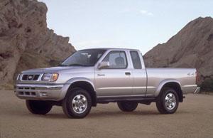 1999 Nissan Frontier V6