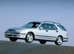 1999 Saab 9-5 Wagon