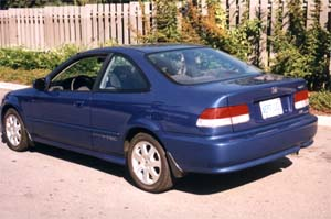 1999 Honda Civic SiR