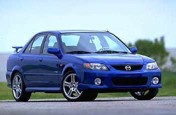 2001 Mazda MP3 sport sedan