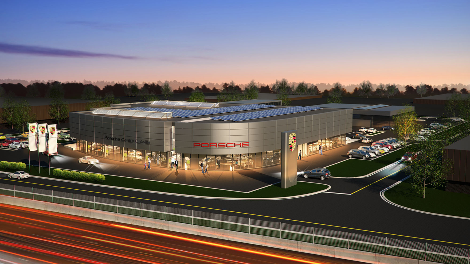PORSCHE CANADA - Oakville dealership - Autos.ca