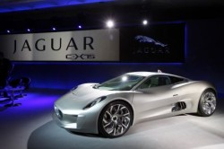 Jaguar will build the C X75 hybrid supercar general news