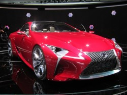Lexus, Ford win EyesOn Design awards 2012 north american international auto show detroit