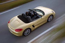 Porsche announces all new Boxster general news